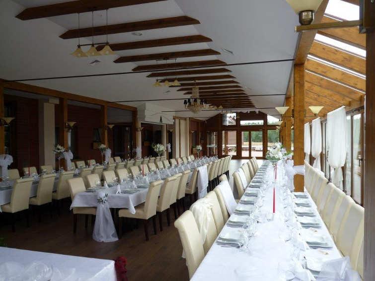 SPA i Restauracja w Cząstkowie